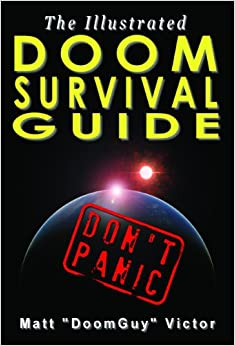Book Illustrated Doom Survival Guide: Don't Panic