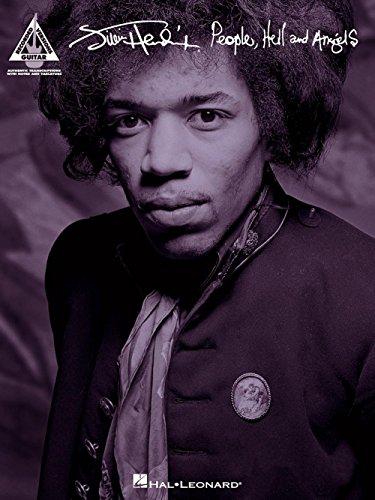 Hal Leonard Jimi Hendrix - People Hell And Angels Guitar Tab Songbook