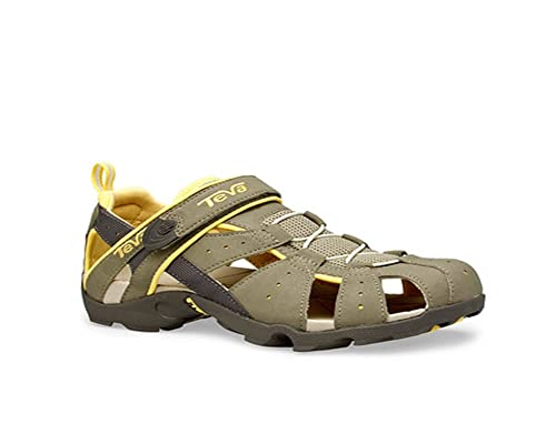 glad beste website uitgebreide selectie Amazon.com | New Teva Womens Deacon Sport Sandal Mermaid 10 ...