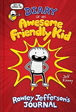 Diary of an Awesome Friendly Kid: Rowley Jefferson's Journal