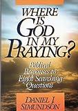 Where Is God In My Praying?, Daniel J. Simundson, 0806622415