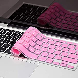 """TP PINK Keyboard Cover Skin for Macbook Air 13/"""" A1369"""