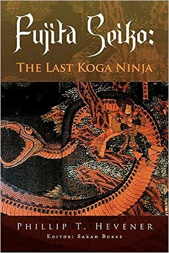 Fujita Seiko:: The Last Koga Ninja ... - Amazon.com