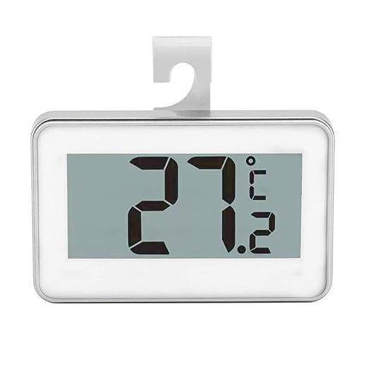 Compra PRENKIN Nevera Digital Colgando Termómetro LCD Impermeable ...