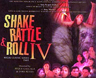 Amazon com: Shake Rattle and Roll IV - Philippines Filipino