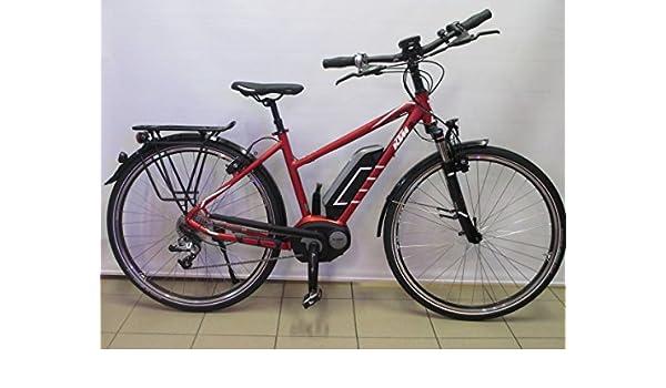 KTM Macina Dual Bosch 400 Mujer Sport bicicleta eléctrica, rojo ...