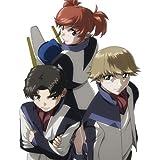 TVアニメ「蒼穹のファフナー EXODUS」キャラクターソングアルバム