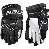 Bauer NSX Hockey Gloves (13 Inch - Black)