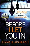 Before I Let You In (kindle edition)