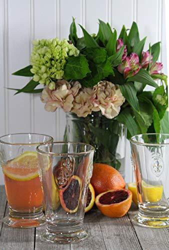 La Rochere Set Of 6, 10-ounce Fleur De Lys Double Old Fashioned Glasses by La Rochere (Image #2)