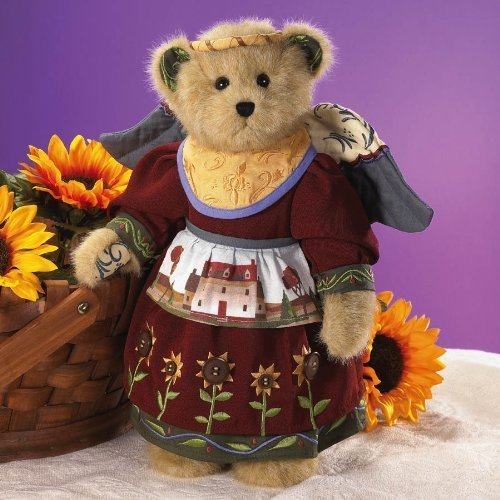 - Jim Shore Bless This Home Bear (With Stand) by Boyds Bear Collection