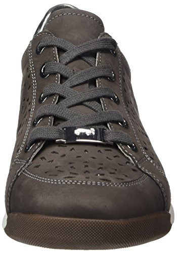 ara Women's ROM Low-Top Sneakers Grey (Smoke, Street)