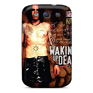 TimeaJoyce Samsung Galaxy S3 High Quality Hard Cell-phone Cases Support Personal Customs Fashion Avenged Sevenfold Skin [CZP8306UYCO]