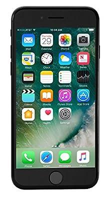 Apple iPhone 7 128gb Black AT&T