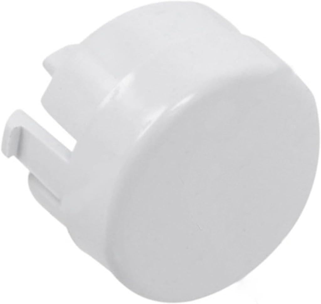 Indesit lavadora Start diseño de botón interruptor de punta (blanco)
