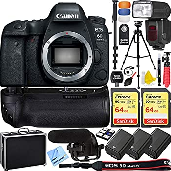 Amazon com : Canon EOS 6D Mark II Digital SLR Camera Body - Wi-Fi