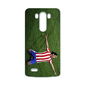 Malcolm Spanish Primera Division Hight Quality Protective Case for LG G3