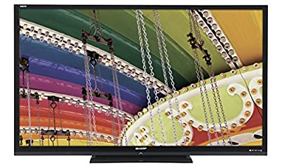 Sharp LC-80LE632U 80-Inch LED-lit 1080p 120Hz Internet TV (Old Version)