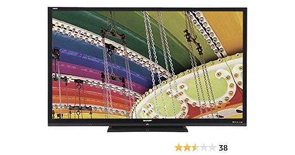 Sharp LC-80LE632U LED TV - Televisor (2,032m (80