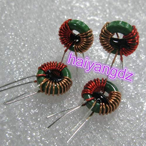 Maslin 10pcs//953 0.5 Line 600UH 953 Annular inductance Magnetic Ring Common Mode inductors Mn Zn Inductor 3A
