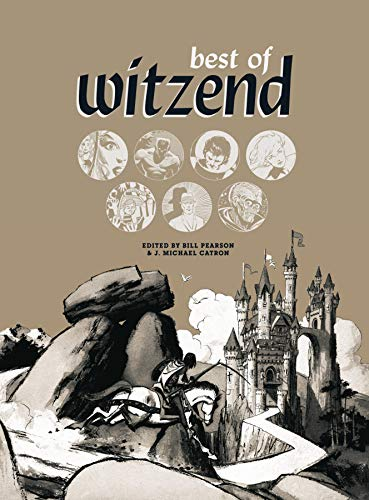 witzend issues 2 book series