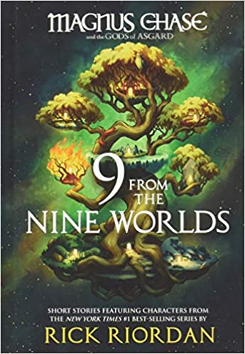 9 from the Nine Worlds (Magnus Chase and the Gods of Asgard
