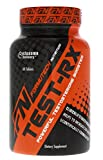 Formutech Nutrition Test-RX, Powerful Testosterone Booster With Cyclosome Delivery, 60 Tablets