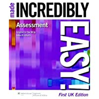 Assessment Made Incredibly Easy! (Uk Edition) (Incredibly Easy! Series)