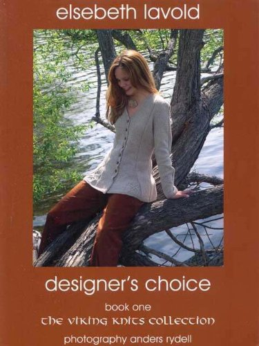 Elsebeth Lavold Pattern Book, #1 - The Viking Knits Collection