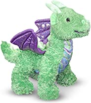 Melissa & Doug Zephyr Dragon Stuffed An