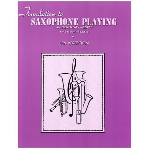 (Carl Fischer Foundation to Saxophone)