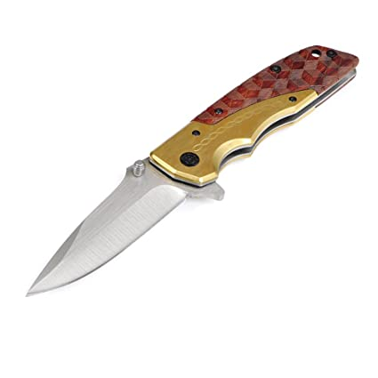 KNIFE SHOP Cuchillo Plegable multifunción Aire Libre Que va ...