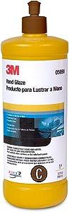 3M Hand Glaze, 05990, 1 qt (32 fl oz)