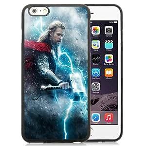 NEW Unique Custom Designed iPhone 6 Plus 5.5 Inch Phone Case With Thor The Dark World_Black Phone Case