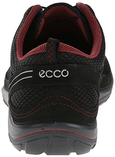Ecco ECCO ARIZONA - Zapatillas De Deporte Para Exterior de piel mujer Negro (BLACK/PETAL TRIM59271)
