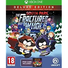 South Park: The Fractured But Whole Deluxe Edition (Xbox One) UK IMPORT REGION FREE