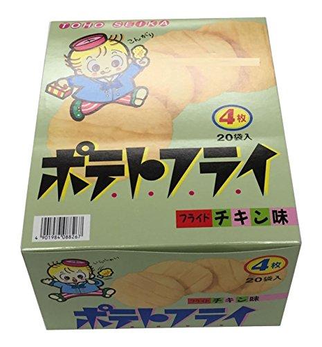 동풍제과 포테이토 플라이 fried 치킨 11g×20 포