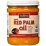 Nutiva Organic Red Palm Oil, 0.4 Liter