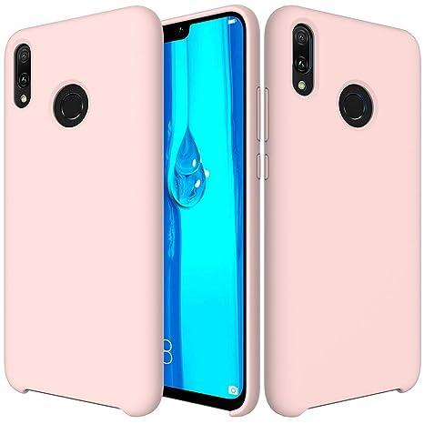 Amazon.com: CAIFENG - Carcasa para Huawei Y9 (2019 ...