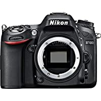 Nikon D7100 24.1 MP DX-Format CMOS Digital SLR (Body Only)(Certified Refurbished) At A Glance Review Image