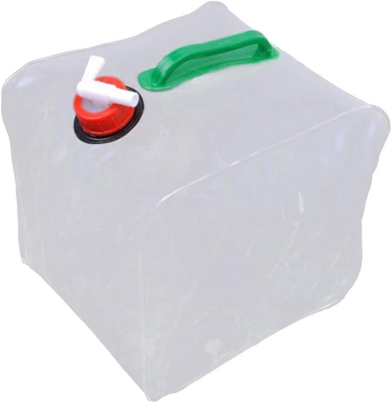 VORCOOL Tanica acqua portatile pieghevole di 10L