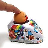 Anpanman Toys - Set of Anpanman Push Car Toys (Shinkansen and SL 3 Trains)