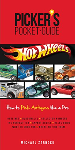 Picker's Pocket Guide - Hot Wheels (Hot Wheels Books)