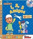 Handy Manny: 1,2,3 Amigos, Laura Gates Galvin, 1607272687