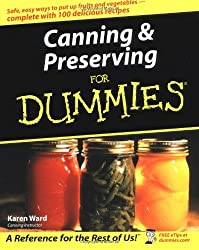 Image of the product Canning & Preserving For that is listed on the catalogue brand of Brand: For Dummies.