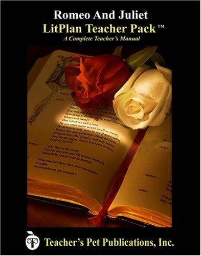 Romeo and Juliet LitPlan - A Novel Unit Teacher Guide With Daily Lesson Plans (LitPlans on CD) (Romeo And Juliet Reading And Study Guide)