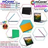 "mCover Hard Shell Case for 2019 15.6"" HP Envy X360"