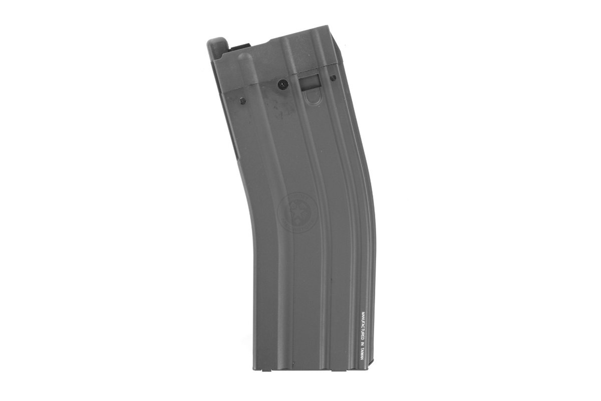 KWA LM4 PTR Airsoft Gas Blowback Rifle Magazine, 40 Rds by KWA