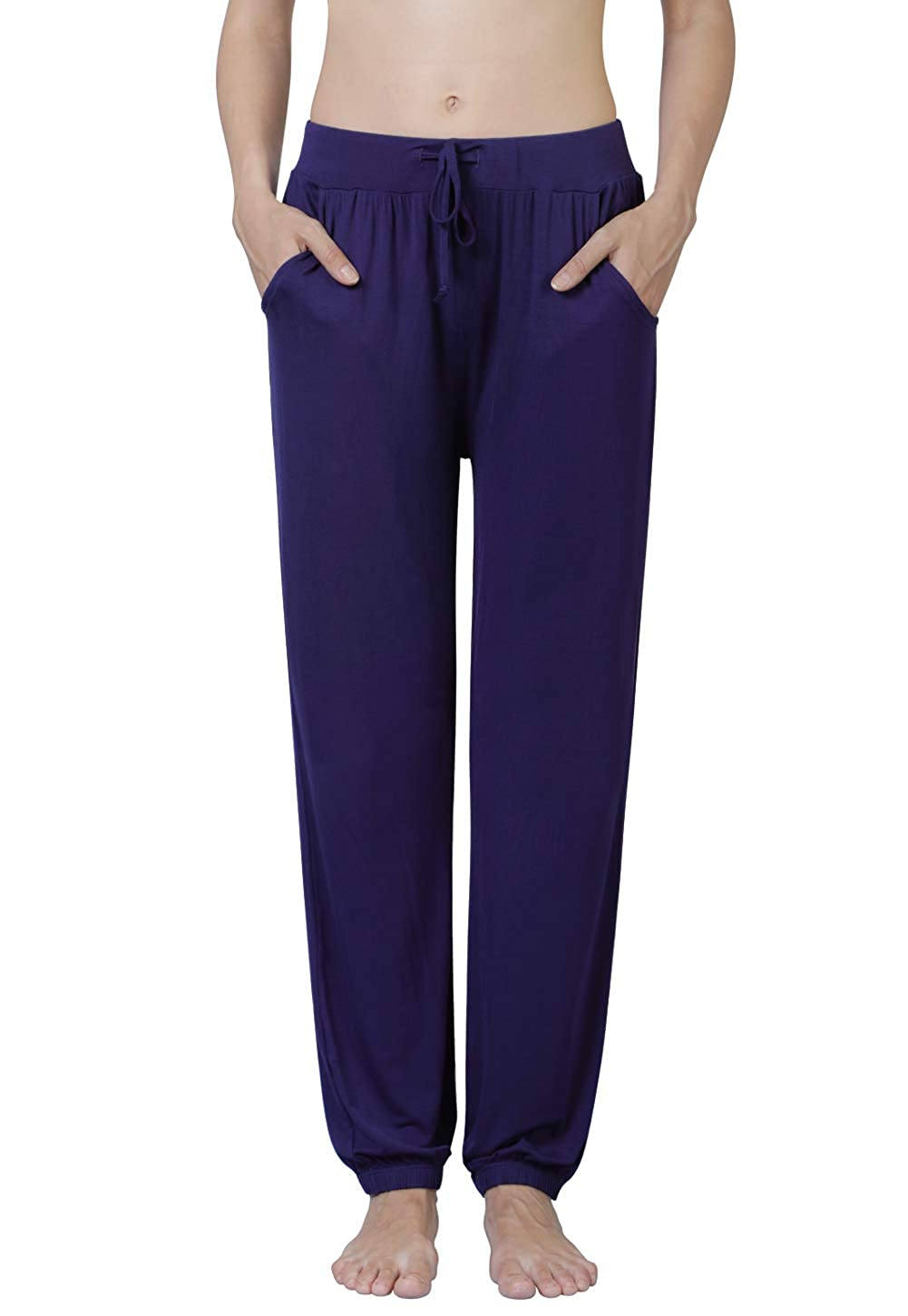 Air Curvey Soft Pajama Pants for Women Lounge Pants