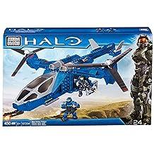 Mega Bloks Halo Blue Series Falcon